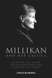 Millikan and Her Critics ebook by Dan Ryder,Justine Kingsbury,Kenneth Williford