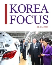 Korea Focus - November 2013 (English) ebook by Korea Focus