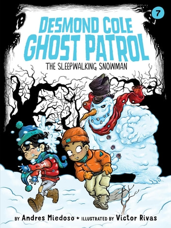 The Sleepwalking Snowman eBook by Andres Miedoso