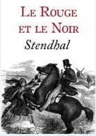 le rouge et le noir ebook by stendhal