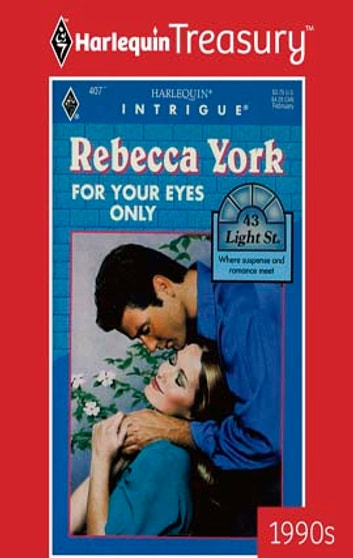 For Your Eyes Only ebook by Rebecca York