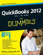 QuickBooks 2012 All-in-One For Dummies ebook by Stephen L. Nelson