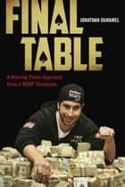 Final Table ebook by Jonathan Duhamel