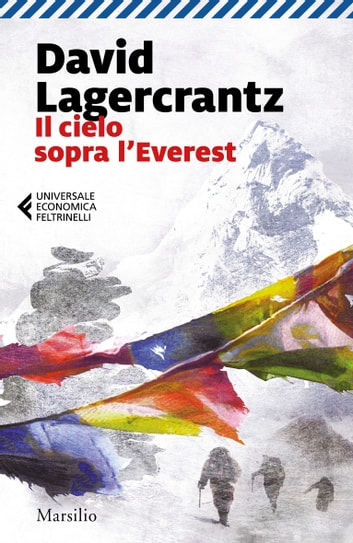Il cielo sopra l'Everest ebook by David Lagercrantz