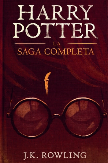 Harry Potter: La Saga Completa (1-7) ebook by J.K. Rowling,Olly Moss