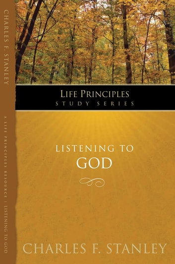 Listening to God ebook by Charles Stanley
