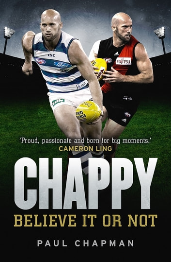 Chappy - Believe it or not ebook by Paul Chapman,Jon Anderson