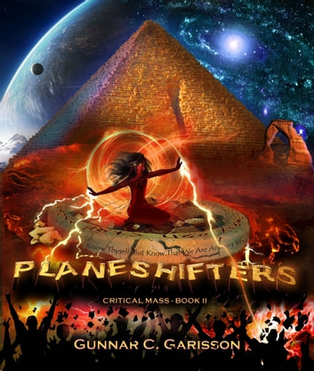Planeshifters ebook by Gunnar C. Garisson
