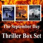 September and Shadow Thrillers Trilogy audiobook by Amy Shojai