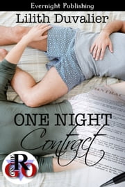 One Night Contract ebook by Lilith Duvalier