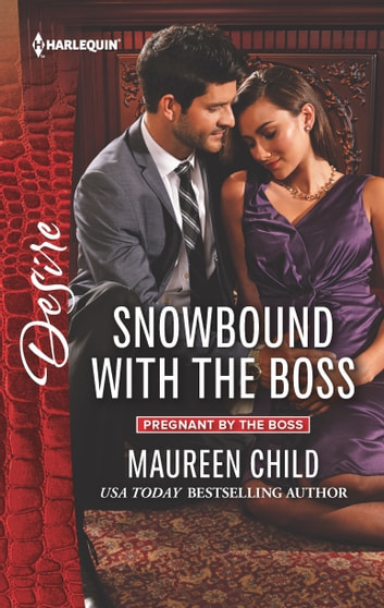 Snowbound with the Boss 電子書 by Maureen Child