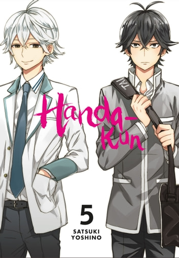 Handa-kun, Vol. 5 ebook by Satsuki Yoshino