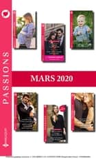 Pack mensuel Passions : 12 romans + 1 gratuit (Mars 2020) ebook by Collectif