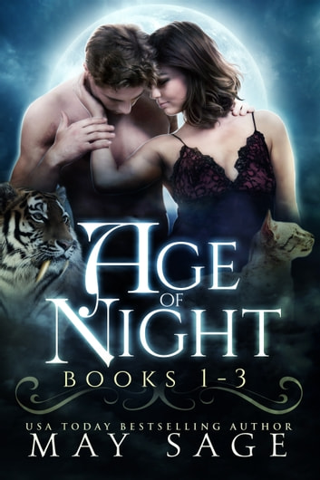 Age of Night Book One to Three ekitaplar by May Sage