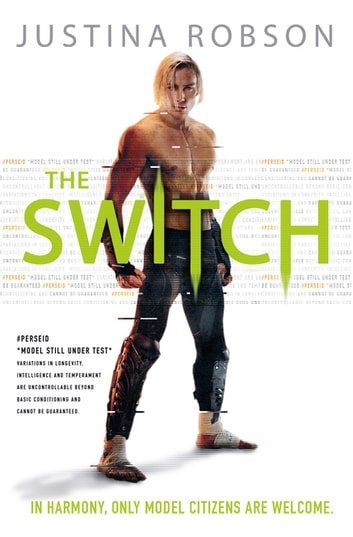 The Switch ebook by Justina Robson