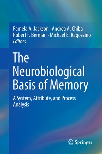the neurobiological basis of memory ebook by 9783319157597