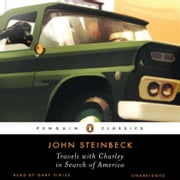 Travels with Charley in Search of America audiobook by John Steinbeck