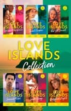 Love Islands…The Collection ebook by Kim Lawrence, Louise Fuller, Natalie Anderson,...