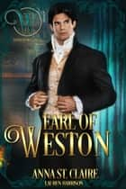 The Earl of Weston ebooks by Anna St. Claire, Wicked Earls' Club, Lauren Harrison