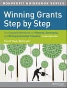 Winning Grants Step by Step ebook by Tori O'Neal-McElrath