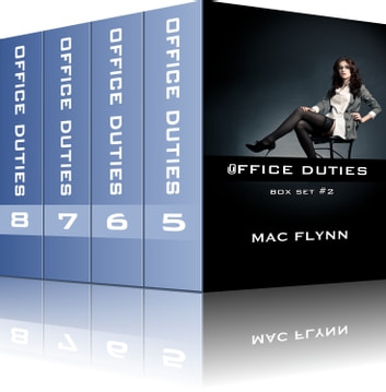 Demon Office Duties Box Set #2 ebook by Mac Flynn