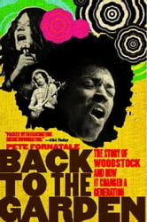 Back to the Garden - The Story of Woodstock ebook by Pete Fornatale