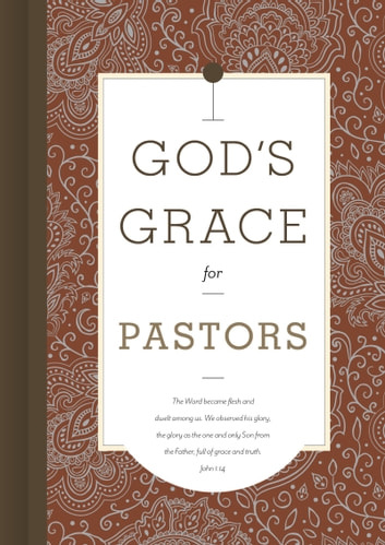 God's Grace for Pastors ebook by B&H Editorial Staff