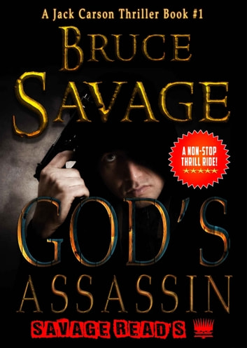 God's Assassin ebook by Bruce Savage