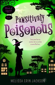 Pawsitively Poisonous ebook by Melissa Erin Jackson