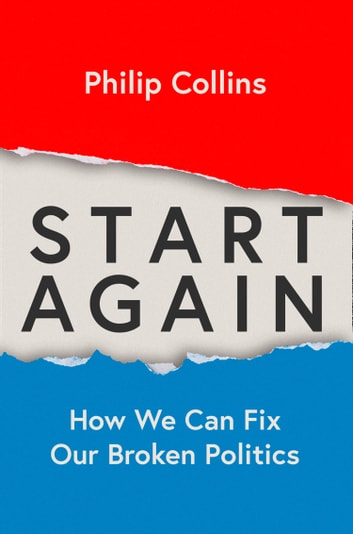 Start Again ebook by Philip Collins