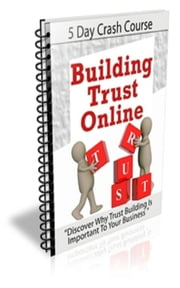 Building Trust Online ebook by Jimmy Cai