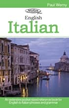 Italian Phrase book eBook by Paul Werny