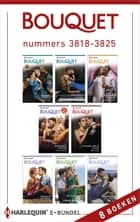 Bouquet e-bundel nummers 3818 - 3825 (8-in-1) ebook by Maya Blake, Kate Hewitt, Jennifer Hayward,...