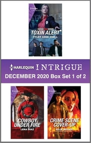 Harlequin Intrigue December 2020 - Box Set 1 of 2 ebook by