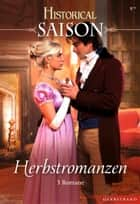 Historical Saison Band 12 ebook by Diane Gaston,Sylvia Andrew,Julia Justiss