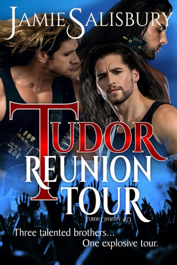 Tudor Reunion Tour ebook by Jamie Salisbury