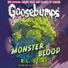 Classic Goosebumps #3: Monster Blood audiobook by R.L. Stine