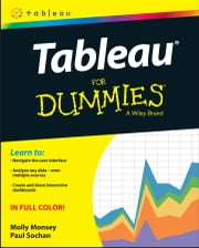Tableau For Dummies ebook by Molly Monsey,Paul Sochan