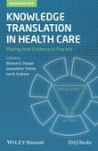 Knowledge Translation in Health Care