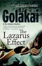 The Lazarus Effect ebook by HJ Golakai