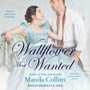 Wallflower Most Wanted audiobook by Manda Collins