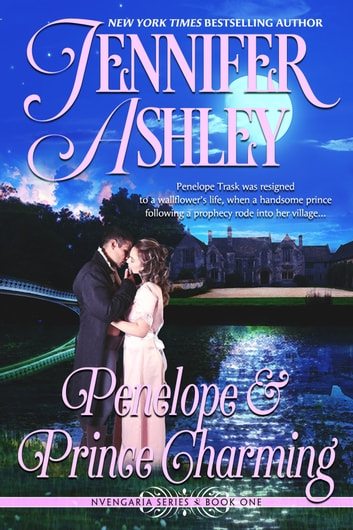 Penelope and Prince Charming - Historical Paranormal ebook by Jennifer Ashley