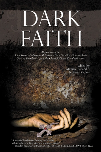 Dark Faith ebook by Jerry Gordon,Maurice Broaddus