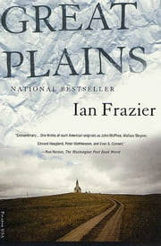 Great Plains ebook by Ian Frazier