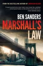 Marshall's Law ebook by Ben Sanders