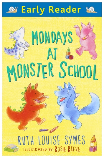 Mondays at Monster School ebook by Ruth Louise Symes