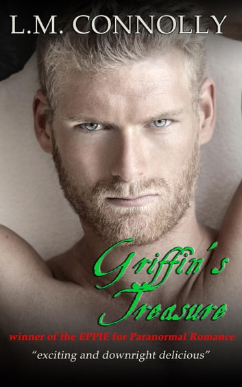 Griffin's Treasure - Department 57, #4 ebook by L.M. Connolly