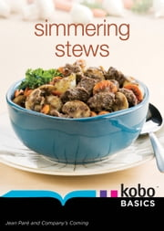 Simmering Stews ebook by Jean Paré