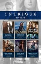 Intrigue Box Set July 2020/Double Action Deputy/Badlands Beware/Running Out Of Time/Chain Of Custody/Witness On The Run/A Desperate Search ebook by