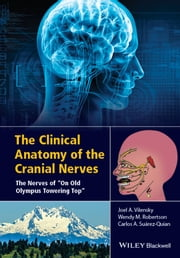 "The Clinical Anatomy of the Cranial Nerves - The Nerves of ""On Old Olympus Towering Top"" ebook by Joel A. Vilensky,Wendy Robertson,Carlo A. Suarez-Quian"